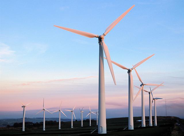 Wind Turbine Arrangement