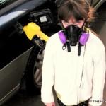 gas fumes