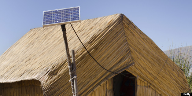 Peru Harnesses Solar Power