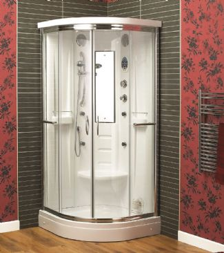 Merveilleux You Donu0027t Just Choose A Steam Shower Based On Its Appearance Or Cost. There  Are Other Details That You Have To Take A Closer Look At Before You Can  Decide ...
