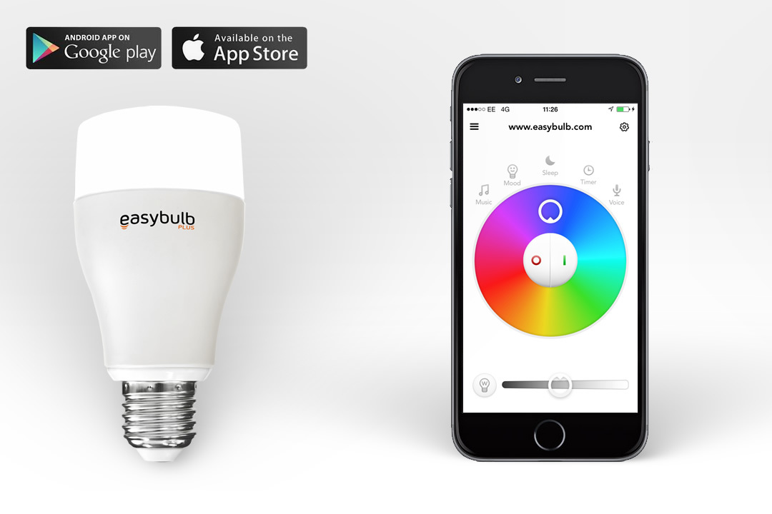 Easybulb Plus Lightbulbs