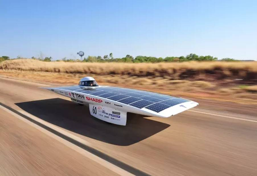What if Cars Ran on Solar Panels?