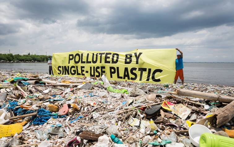 plastic polluction