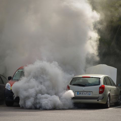 Polluting Cars