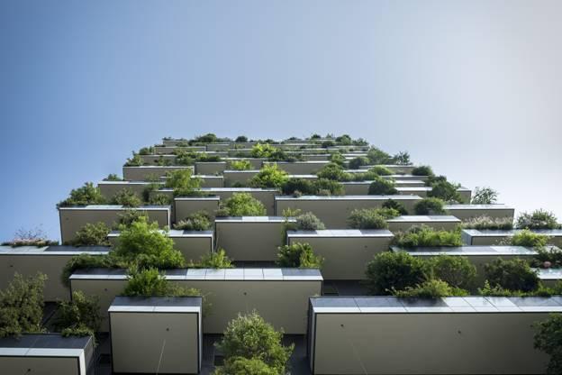 Energy-Efficient Architecture
